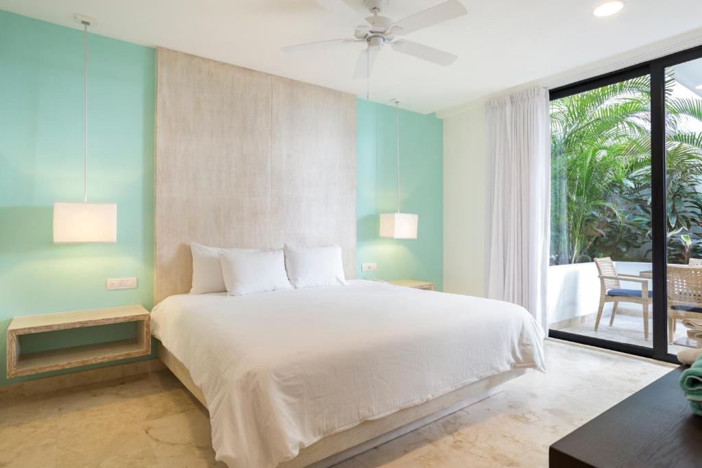 luxury villa two quuen bed